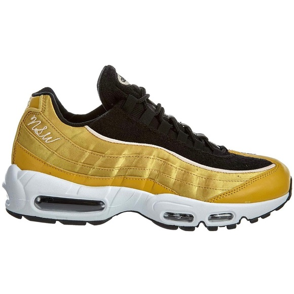separation shoes 88217 338f5 🆕 Nike Women's Air Max 95 LX - Wheat Gold NWT